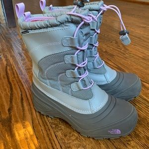 North Face Alpenglow IV Insulated Waterproof Boots